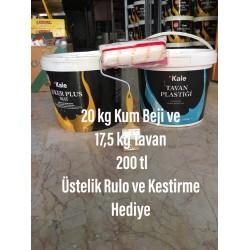 Kale Joker Plus Mat,Kale Tavan,Rulo,Kestirme Fırçası